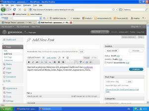 dashboard-wordpress